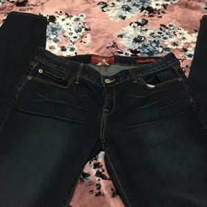 Lucky Brand Lola Straight Jeans